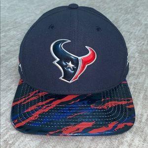 HOUSTON TEXANS NFL NEW ERA MENS HAT -OS